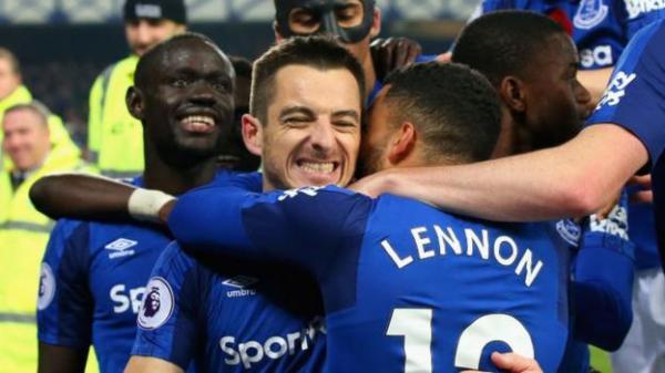 Everton 3-2 Watford - BBC Sport