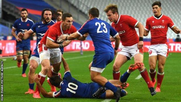 George North has scored 40 tries for Wales in 97 internationals with three more Tests for the British and Irish Lions