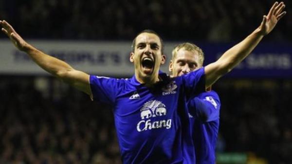 Everton 1-0 Swansea - BBC Sport