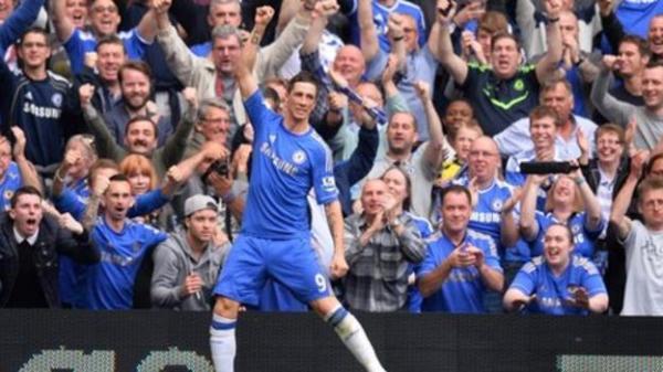 Chelsea 2-1 Everton - BBC Sport