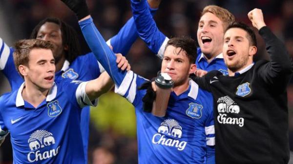 Manchester United 0-1 Everton - BBC Sport