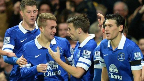 Everton boss Roberto Martinez praises Gerard Deulofeu ...