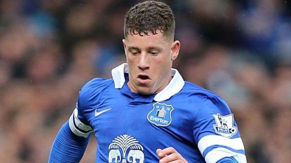 Ross Barkley: Everton midfielder still having injury lay ...