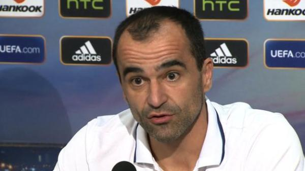 Europa League: Everton-Dynamo Kiev - Roberto Martinez ...