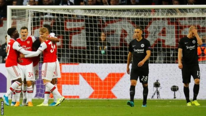 Academy Graduates lead Arsenal to Victory