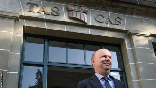 AC Milan CEO Marco Fassone