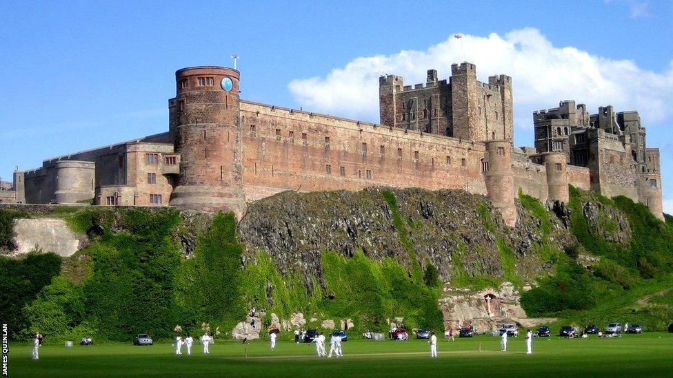 Bamburgh Cricket Club
