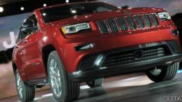 Jeep Cherokee de la compañía Chrysler