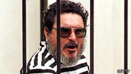 Abimael Guzmán en 1992