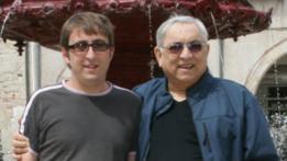 Simon y Karl Andree