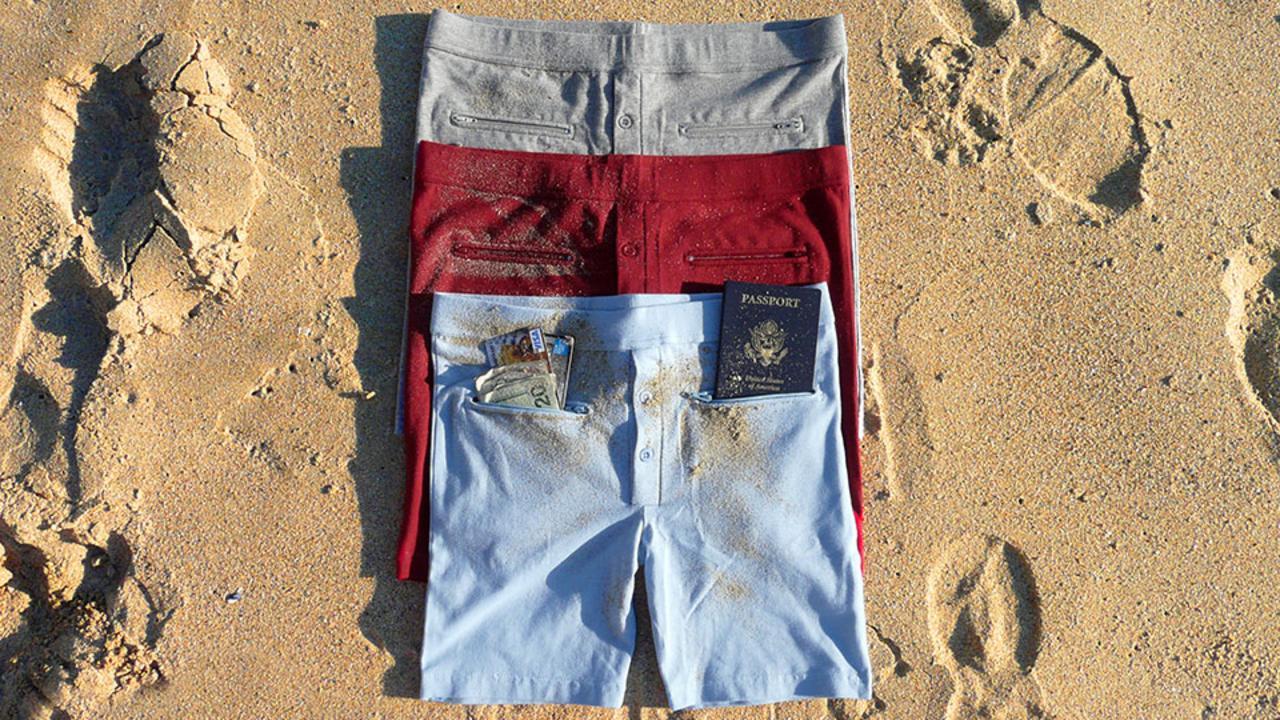 Anti-pickpocket (under)pants