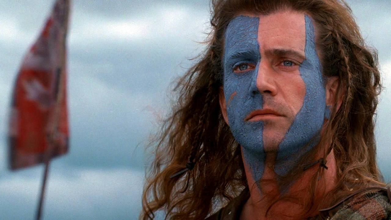 7. Braveheart wins best picture (Credit: Credit: Warner Bros)