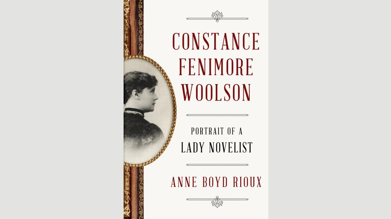Anne Boyd Rioux, Constance Fenimore Woolson (Credit: Credit: WW Norton)