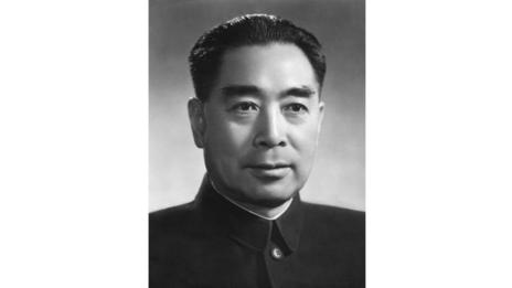 Zhou Enlai, 1950 (Hulton Archive/ Getty Images)