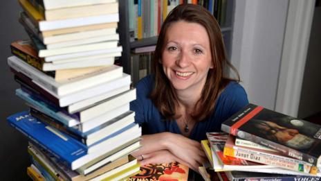 Writer Ann Morgan (Darren Russell)