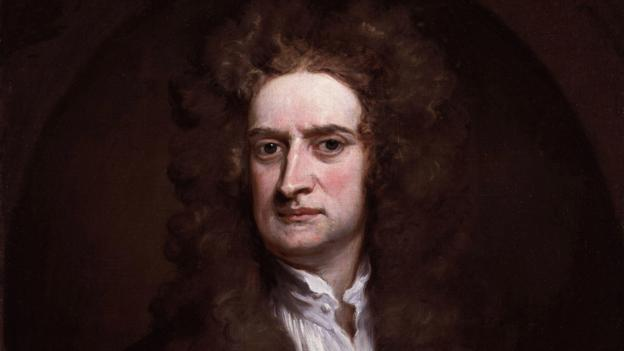 Isaac Newton developed theories of light, motion and gravity (Credit: FineArt/Alamy)