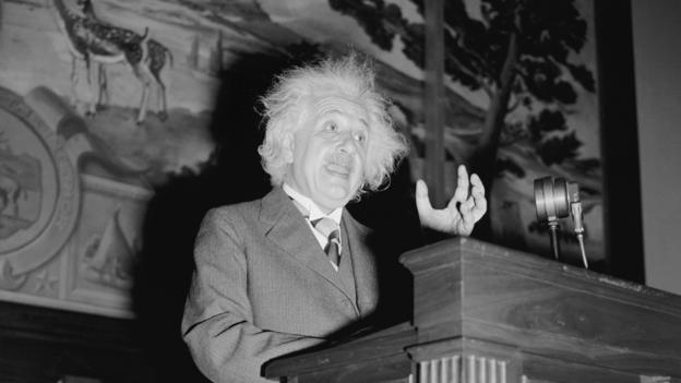 Einstein revolutionised physics in the 20th century (Credit: Archive Pics/Alamy)