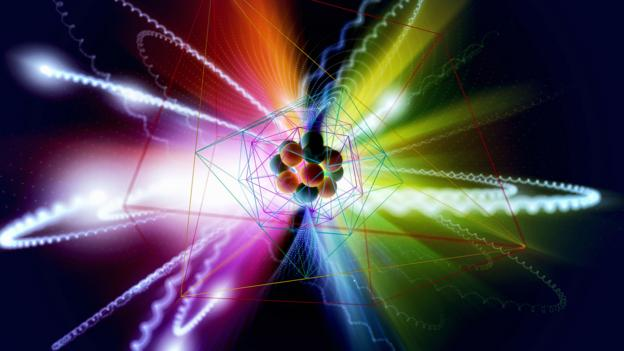 The subatomic world is filled with strange particles (Credit: Ian Cuming/Alamy)