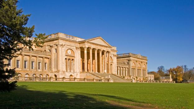 Stowe (Credit: Credit: Ronnie McMillan / Alamy Stock Photo)