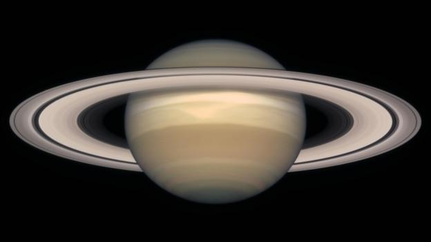 Saturn's Biggest Ring Sparks New Mystory