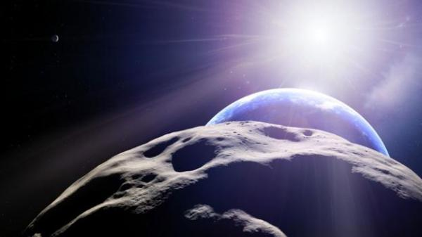 BBC - Future - How likely am I to be hit by an asteroid?