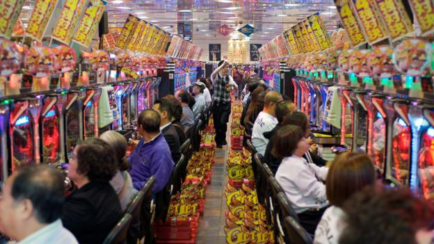 Image result for pachinko