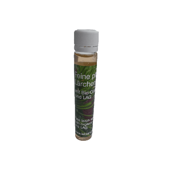 Feine pflegende basische Laerchenseife mit LAG und Laerchennadeloel-1x30ml