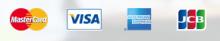 カード支払い Visa Paypal
