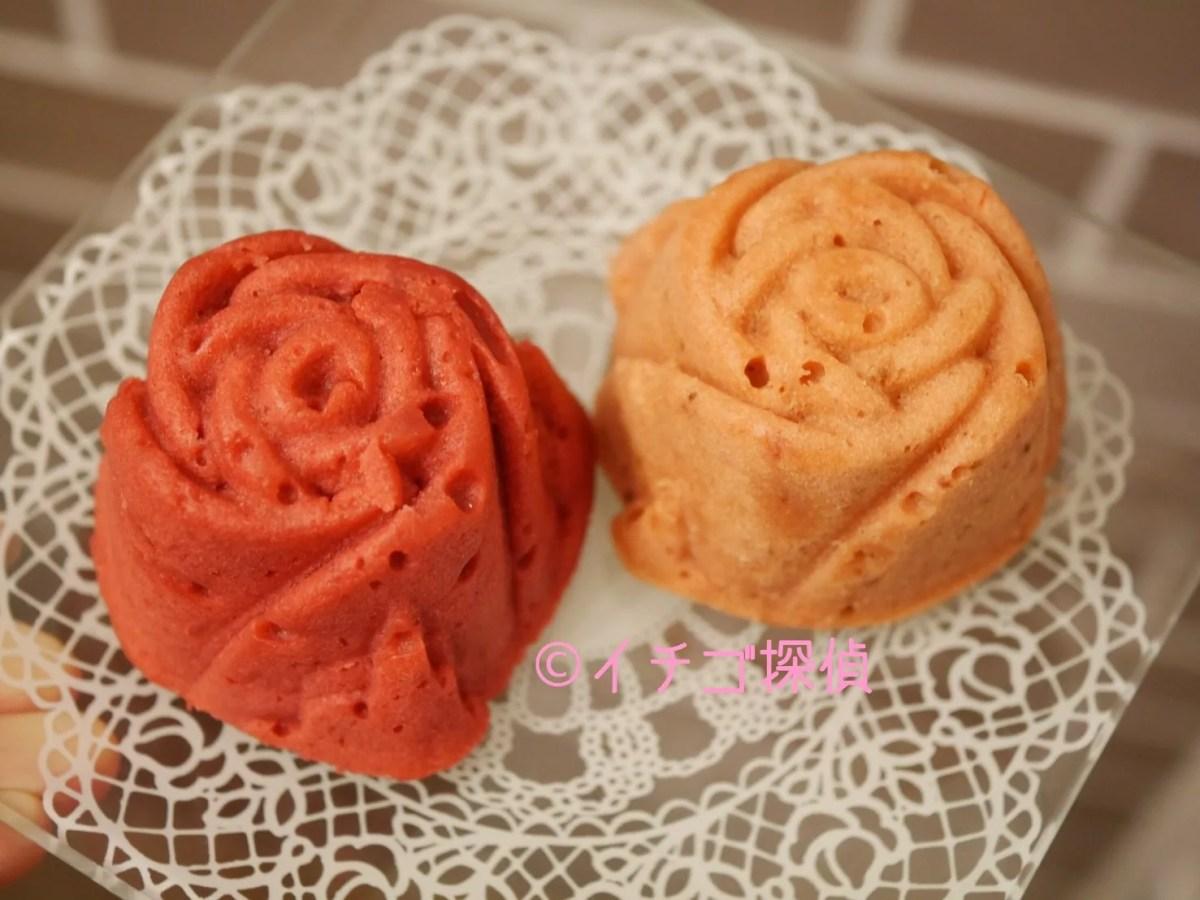 イチゴ探偵|パティスリースワロウテイル「薔薇型パウンドケーキ 苺」が福袋に!執事喫茶の焼菓子をおうちで!