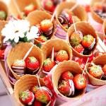 イチゴ探偵|アッシュ×エムの伊豆の国紅ほっぺのチョコディップ!フランス料理店が作るいちごメニューをストロベリーフェルティバルで!