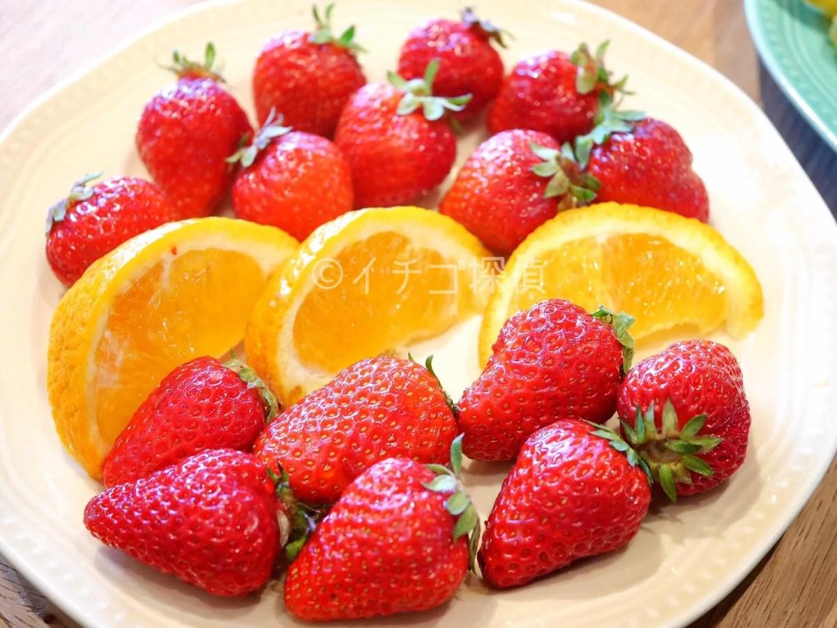 イチゴ探偵|【実食】銀座で苺&フルーツ食べ放題!ラモフルータスカフェのビュッフェが本日スタート!