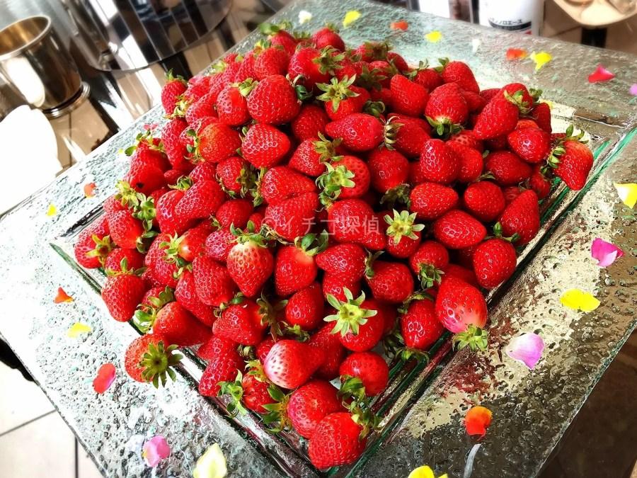 イチゴ探偵|5月7日まで延長!帝国ホテル「ザ パーク」苺スイーツブフェ!生いちごや約50種のメニューを食べ放題!