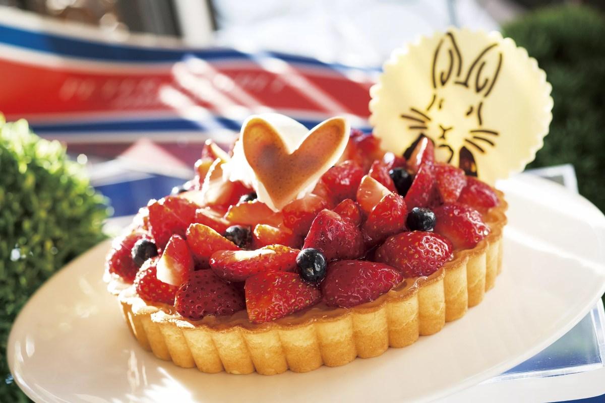 京王プラザホテル〈樹林〉でピーターラビット™の苺スイーツブッフェ!~ロンドンと魅惑のストロベリー~