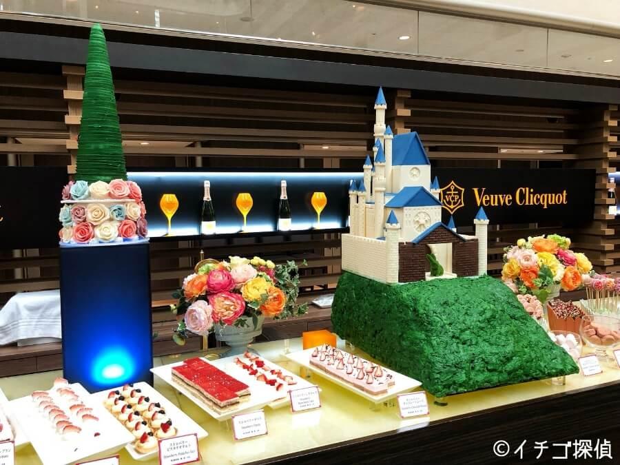 イチゴ探偵|【実食レポ】京都ブライトンホテル「ストロベリーガーデン」で絶品いちごブッフェ!ふわふわスフレに感激!