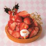 近鉄百貨店2018年のクリスマスケーキ!あまおういちごのタルトに1万円以上のラグジュアリーケーキも!