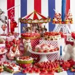 ヒルトン東京【ストロベリーCATSコレクション】いちごビュッフェが猫とコラボ!もふもふの可愛さに悶絶!