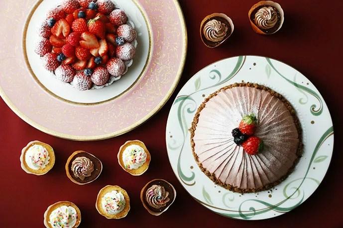 【京都ブライトンホテル】いちごビュッフェで6種類の苺の食べ比べ!ストロベリーブッフェ2020年2月開催!