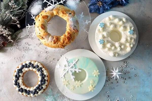 【横浜ベイシェラトン】クリスマスナイトスイーツブッフェ!いちごやラズベリーのスイーツが登場!