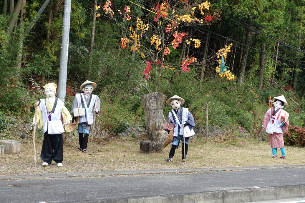 Puppets from Nagoro