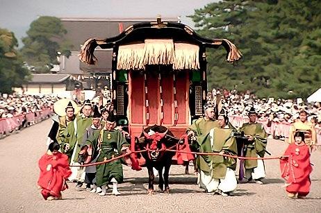 京都 時代祭 有料観覧席
