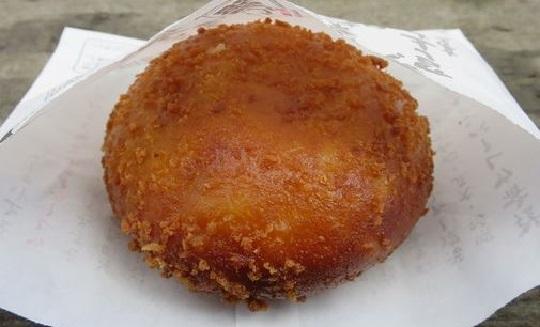 高久製パンの弦斎カレーパン