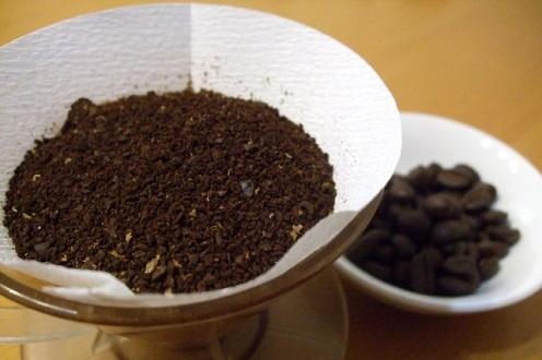 コーヒーかす 利用法