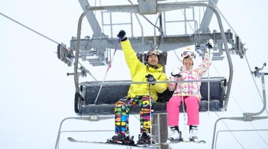スキー場 オープン 時期