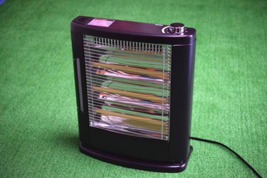 電気ストーブ 電気代 節約