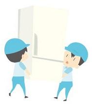 冷蔵庫を玄関から搬入するとき、サイズは大丈夫?入らないときはどうする?