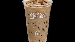 McDonalds Iced Mocha Coffee Recipe