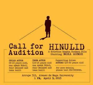 Philippine Auditions 6 April 2015
