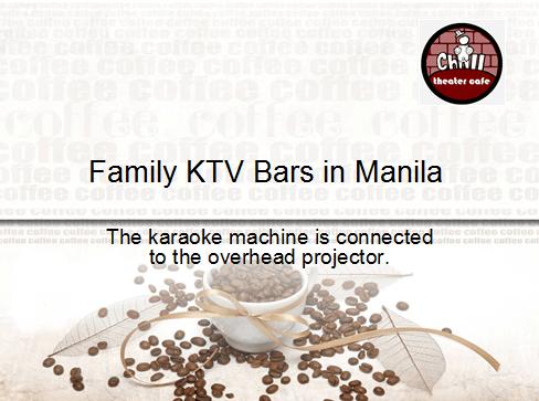 Family KTV Bars in Manila
