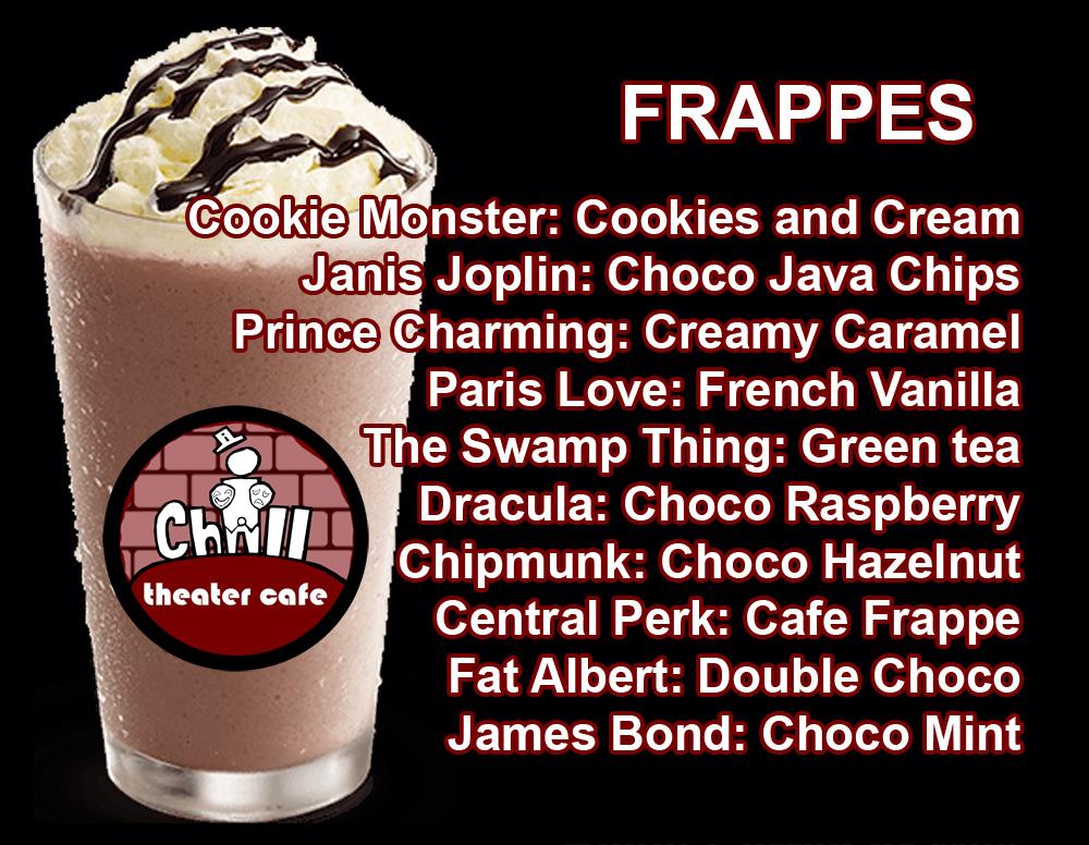 frappes-menu