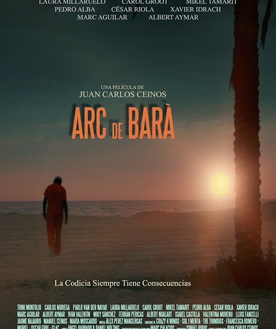 Arc de Bara film selected for the iChill Manila International Film Festival